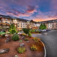 Lucky Eagle Casino & Hotel (Washington), hôtel à Rochester