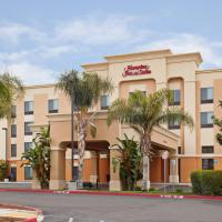 Hampton Inn & Suites Clovis, hotel near Fresno Yosemite International Airport - FAT, Clovis