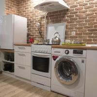 Apartment on Gayadayenko 4
