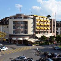 Astra Vevey Hotel & Restaurant