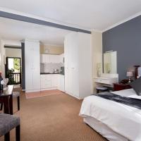ベスト ウエスタン ケープ スイーツ ホテル、ケープタウンのホテル