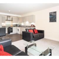 Luxury, modern apartment in York, sleeps 4