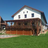 Ekofarma Bílý mrak, Hotel in Borohrádek