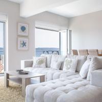 ★5-star sea view 4th floor apt★, ξενοδοχείο στο Λαύριο