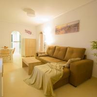 El Pinet Beach Apartment, отель в Ла-Марина
