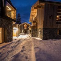 Stadl Lofts Plattenalm - Premiumchalets - Zillertal - Tirol - Salzburg, hotel in Krimml