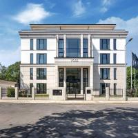 Voss Villa, hotel in Mitte, Leipzig