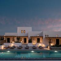 Mykonos Drops, hotel v destinaci Platis Gialos