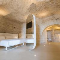 Aquatio Cave Luxury Hotel & SPA, hotel en Matera