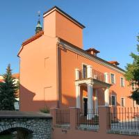 Vivaldi Apartments – hotel w mieście Mikulov