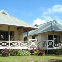 Paparei Beachfront Bungalows, Aitutaki, hotel in Arutanga
