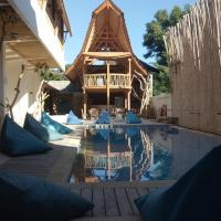 The 5 Brothers Hotel, hotel in Gili Trawangan