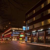 Best Western Hotel City Gavle, hotel in Gävle