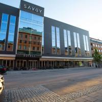 Best Western Plus Savoy Lulea, hotel in Luleå
