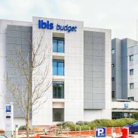 Ibis Budget Girona Costa Brava, hotel in Girona