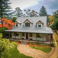Whispering Pines Cottages, hotel in Wentworth Falls