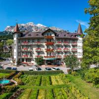 Franceschi Park Hotel, hotel a Cortina d'Ampezzo