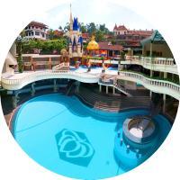Vanda Gardenia Hotel & Resort, hotel in Trawas