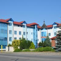 Hotel Vion, hotel in Zlaté Moravce