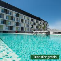 Linx Galeão, hotel near Rio de Janeiro/Galeao International Airport - GIG, Rio de Janeiro
