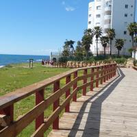 Apartamento Club Algaida Beach, hotel en Mijas Costa