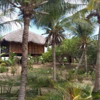 Casa e bangalôs - Refugio Lodge- Sto Inacio - 3km de Atins