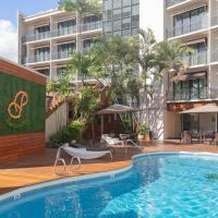 威基基海灘波利尼西亞酒店,檀香山的飯店