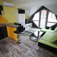Centrum Lux 2 Apartmanok, hotel Kaposváron