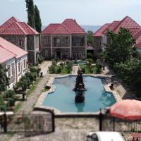 F-Garden Hotel Sheki, hotel em Sheki