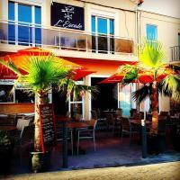 Hotel Restaurant L'Escale, hotel in Le Grau-d'Agde