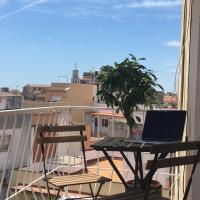 Spacious&Cosy Vilanova apt close to BCN and Sitges, hotell i Vilanova i la Geltrú