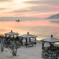 Legend of Baikal, hotel in Listvyanka