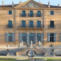 Château de Fonscolombe, hôtel à Le Puy-Sainte-Réparade