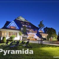 Lázeňský hotel Pyramida I, отель во Франтишкови-Лазне
