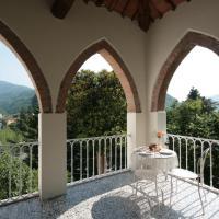 Villa Rosalena, hotell i Bagni di Lucca