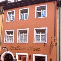 Gasthaus Löwen, ξενοδοχείο στο Φράιμπουργκ ιμ Μπράισγκαου