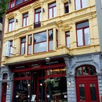 Hotel Le Parisien, отель в Остенде