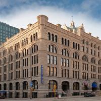 Hilton Garden Inn Milwaukee Downtown, отель в Милуоки