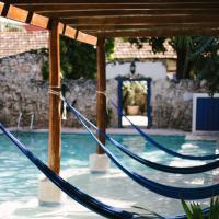 Nomadas Hostel, hotel in Mérida