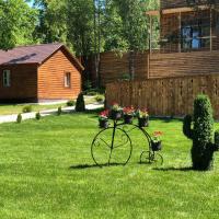 Загородный комплекс Приокские Зори, отель в Велегоже