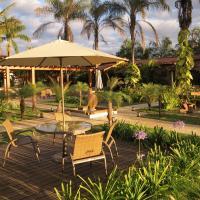 Pousada Recanto da Grande Paz, hotel in Alto Paraíso de Goiás