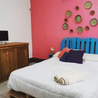 MaliKualli: Casa- Hotel, hotel en Malinalco