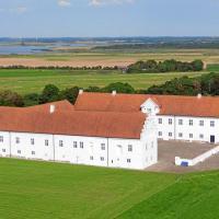Danhostel Vitskøl Kloster, hotel en Ranum