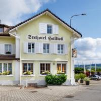 Hallwil Swiss Quality Seehotel, отель в городе Beinwil