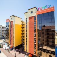 Pansionat UNDERSUN Vytazevo, hotel in Vityazevo