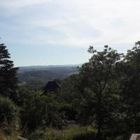 Gîte au calme avec point de vue proche Turenne, hotel near Brive Dordogne Valley Airport - BVE, Sarrazac