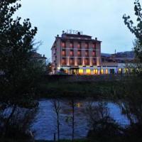 Hotel Cavour, hotel en Rieti