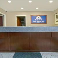 Canada's Best Value Princeton Inn & Suites, hotel em Princeton