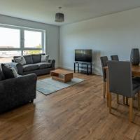 Stylish, Modern Apartment near Edinburgh Centre