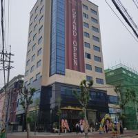 Rosabell Hotel, hotell i Ansan